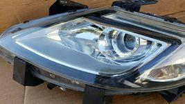 07-09 Mazda CX-9 CX9 Xenon HID Headlight Driver Left LH - POLISHED image 3