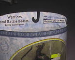 Toy lord of the rings action figure warrier and battlebeasts morannon orc on warg 01 thumb155 crop