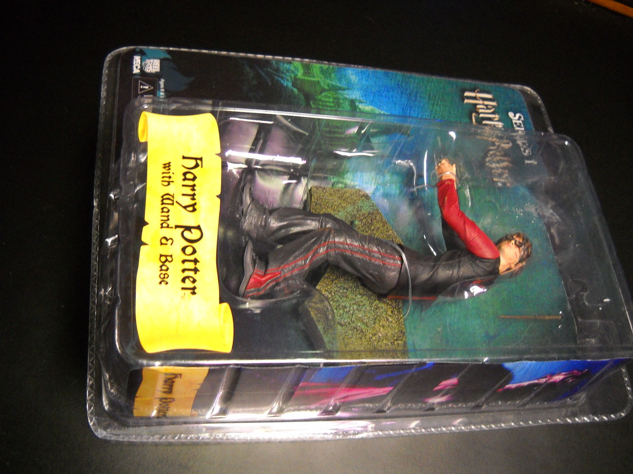 Toy harry potter action figure 6 inch border first series 01