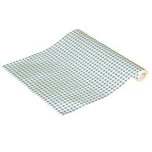 Fresh Mint Plaid - Self-Adhesive Wallpaper Home Decor(Roll) - $19.99
