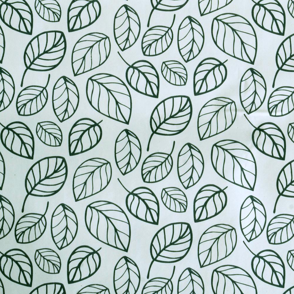 Leaves Self Adhesive Wallpaper Home Decor Sample Wall