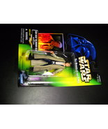 Star Wars POTF Hans Solo Endor Gear Action Figure Green Card Factory Sea... - $9.99