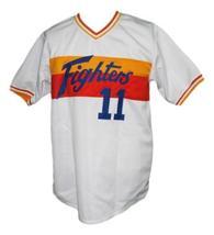Yu Darvish Hokkaido Nippon-Ham Fighters Baseball Jersey White Any Size image 1