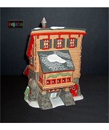 Department 56 North Pole Elves Trade School Mib - $21.95