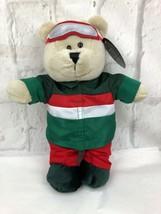 Starbucks Limited Edition Holiday Bearista Bear 2019 Boy Plush Stuffed A... - $17.95