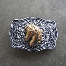 Buckle Original Horse Head Western Belt Buckle Gürtelschnalle Boucle de ceinture - $8.90
