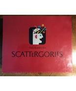Scattergories Vintage 1988 Version - $52.00