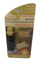 Natural Mosquito Repellent Wristband - $7.85