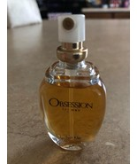 Obsession for Men Cologne Spray .5 Fl oz 15 ml By Calvin Klein For Men - $14.99