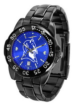 Duke University Mens Watch Fantom Gunmetal Finish Blue Dial - $67.50