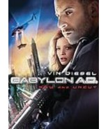 Babylon A.D. (2009, DVD) Vin Diesel Raw and Uncut - $6.00