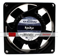 Original KAKU Cooling fan KA9225HA2 AC220V 0.10A/0.09A 2months warranty - $34.85