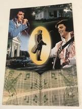 Elvis Presley Postcard Elvis Graceland Birthplace Gates - $3.46