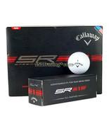 Callaway Speed Regime SR1 Moderate Swing Speed Golf Ball (Qty: 12 Balls) - $44.99