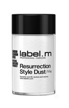 label.m Resurrection Style Dust,  3.5gr (clear or brunette)