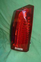 08-13 Cadillac CTS 4 door Sedan LED Rear Tail Light Lamp Passngr Right Side - RH image 10