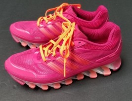 ADIDAS SPRINGBLADE running shoes G66652 Pink 6.5 US Workout exercise - $62.70