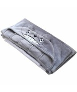Plush Toy Stuffed Totoro Hung Out Blanket Air Conditioning Mantys Cape C... - $21.77