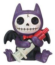 Flappy Vampire Bat Furry Bones Statue Display - $9.99