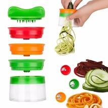 Slicer Cutter Vegetable Spiralizer - €11,94 EUR