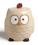 TAG Owl Cookie Jar NEW IN BOX - $79.20
