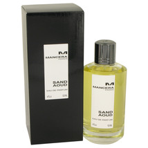 Mancera Sand Aoud Eau De Parfum Spray (unisex) 4 Oz For Women  - $110.61