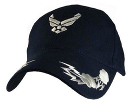 U.S.A.F. Us Air Force With Hap Officially Licensed Military Hat Baseball Cap - $12.95