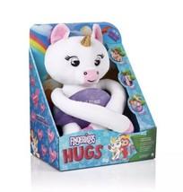 WowWee Fingerlings Hugs Advanced Interactive Plush GIGI White Unicorn BR... - $61.70