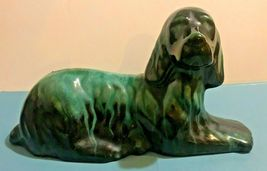 Canadian Art POTTERY-- Blue Mountain Pottery Spaniel Setter Dog - $29.95