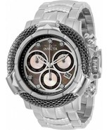 BRAND NEW INVICTA SUBAQUA 31545 SILVER STAINLESS STEEL CHRONOGRAPH MEN'S... - £154.72 GBP