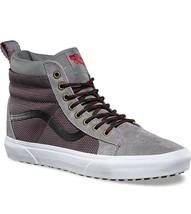Vans Sk8 Hi MTE Frost Gray Ballistic Skate Shoes Mens Size 7.5 - $85.82 CAD