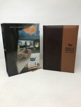 New in Box NIV Holy Bible Across America Handwritten Copy Retail $99 Zon... - $39.59