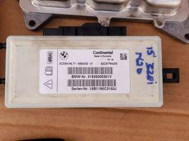 Bmw F30 F33 328i 428i N20 2.0 4cyl Turbo DME ECU Key Cas Ignition Module Set image 3