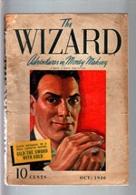 The Wizard 1940 OCT-#1-STREET And Smith PULP-RARE! G/VG - $212.19