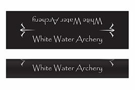 An item in the Sporting Goods category: White Water Archery WWA Black Solid Color Icon Stabilizer Wrap Protection Choose