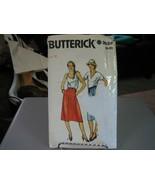 Butterick 3034 Misses Skirts Pattern - Size 16/18/20 Waist 30-34 - $6.92