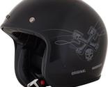 AFX 0104-2069 FX-76 Raceway Open Face Helmet