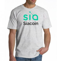 Siacoin blockchain cryptocurrency t-shirt - $15.99