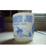Ranger Joe Ranch Mug with blue graphics - $25.00