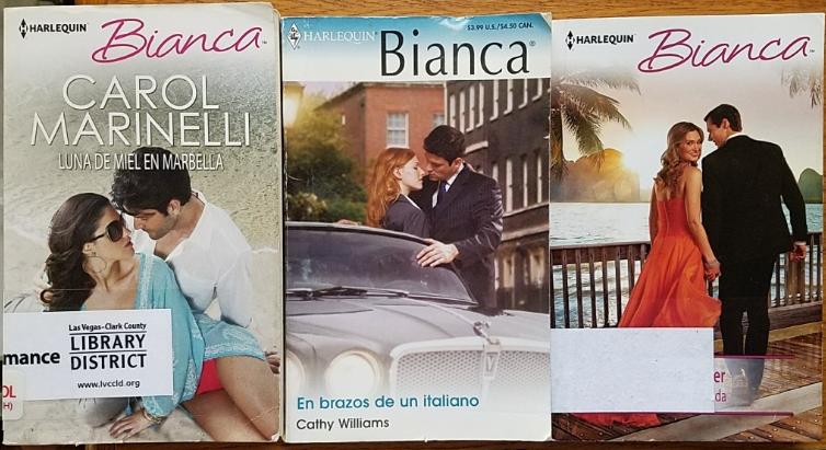 En brazos de un italiano (Bianca)
