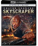 Skyscraper (4K Ultra HD + Blu-ray) - $12.95
