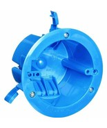 Plastic Round Old Work Ceiling Electrical Box FAST SHIPPING - $14.80