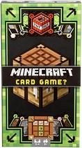 Mattel Games Minecraft Card Game, DJY41 - $12.86