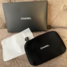 Chanel Clutch Makeup Case Pouch Gift Box Set - $75.00