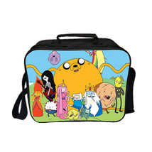 AdventureTime Kid Adult Lunch Box Lunch Bag Picnic Bag C - $19.99