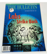 Bulletin of the Atomic Scientists Magazine September/October 1996 Labs S... - $10.85