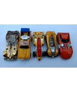 Lot of 5 Hot Wheels Cars Group D - $6.16