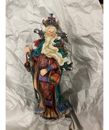1996 Baroque Masterworks Collection Stanis Claus Kringle Figurine 657645... - $89.10