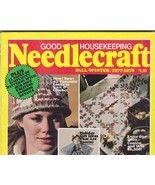 Needlecraft Book-  Good Housekeeping Fall Winte... - $5.99