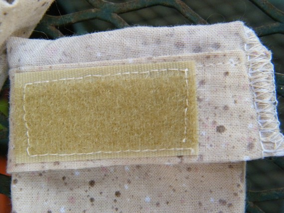 Lamp Cord Cover 7 feet 4 inches long Tan Beige Spots Splatter Pattern Easy care